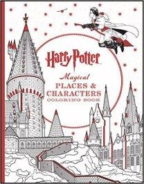 HP_MagicalPlace&CharactersColoringBook